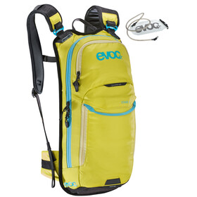 EVOC Stage - Mochila bicicleta - 6 L + Hydration Bladder 2 L amarillo